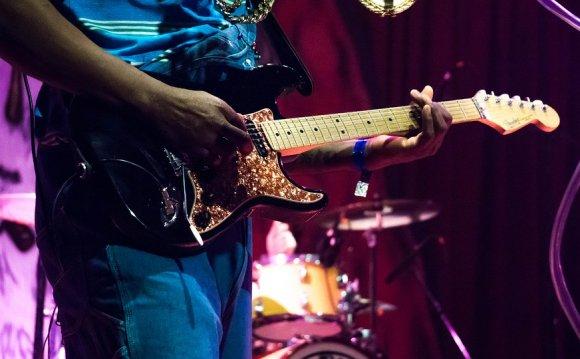 Гитарист, Гитара, Соло, Игрок