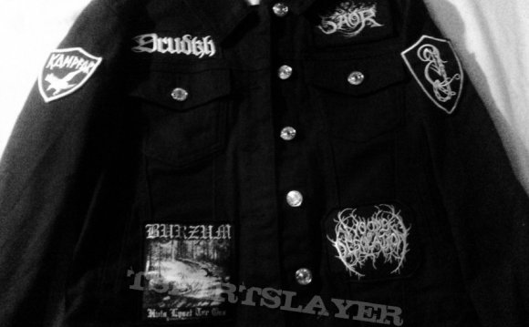 Black/Pagan metal Denim