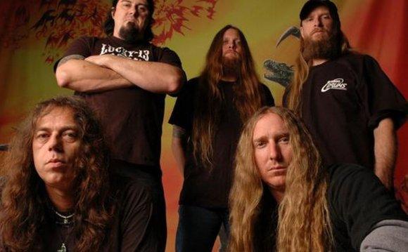 Дэт-металл группа Obituary