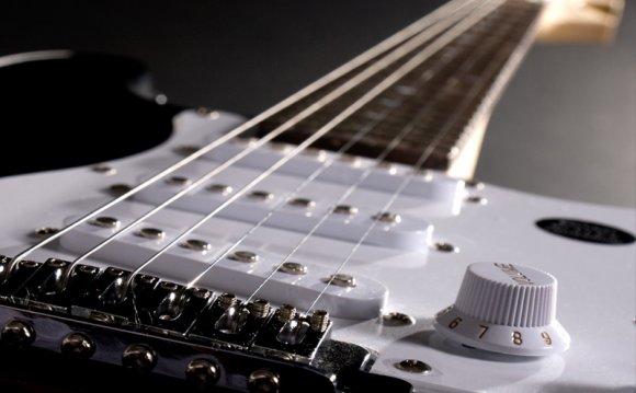 электрические гитары