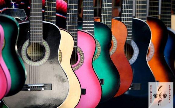 Гитара для начинающих какую