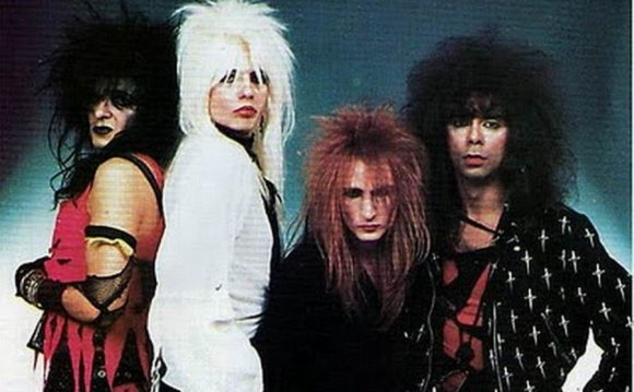Известные рок группы 80 х