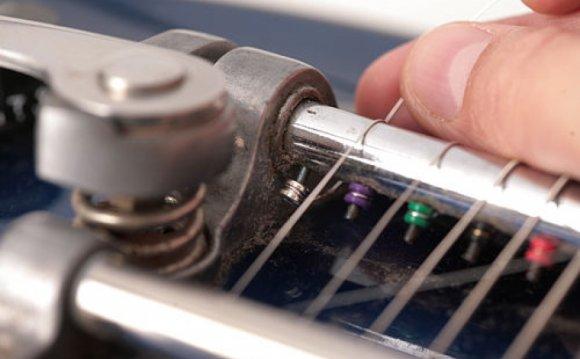 Машинка электрогитары
