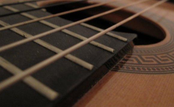 Классическая гитара: