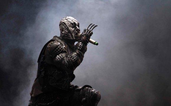 индастриал-метал-группы