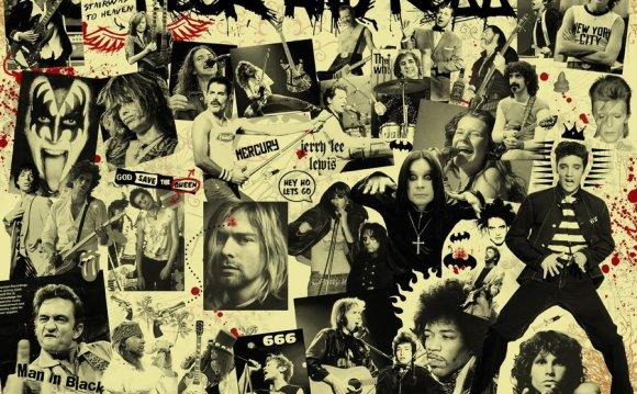 Открыл для себя Deep Purple