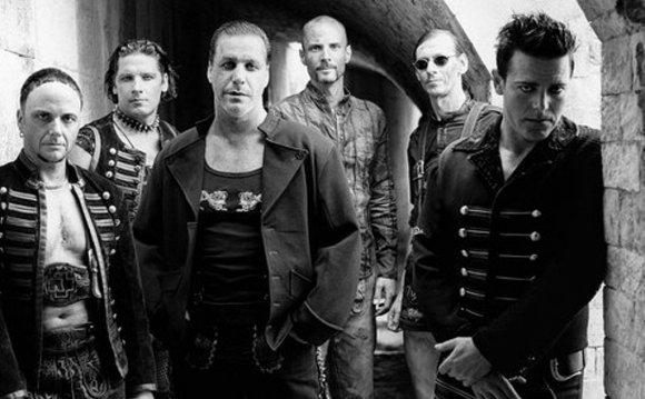Немецкие рок группы: Рамштайн