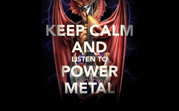 Пауэр-метал — изюминка Старого