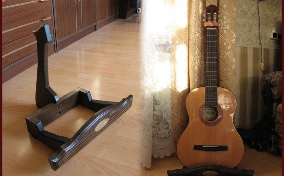 Подставка для гитары-1