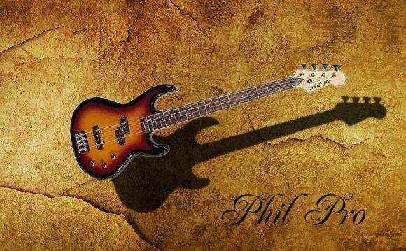 Cамая дешевая бас - гитара
