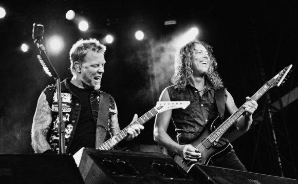 Metallica устроит прямую