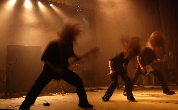 тяжелый рок музыка скачать